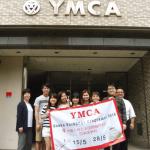 YMCA 大阪交流之旅 2016